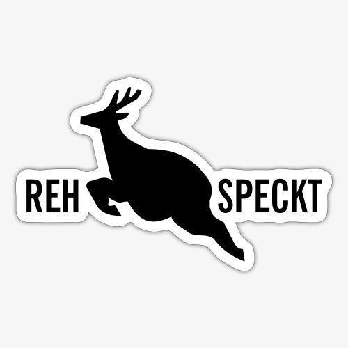 REH SPECKT - Sticker