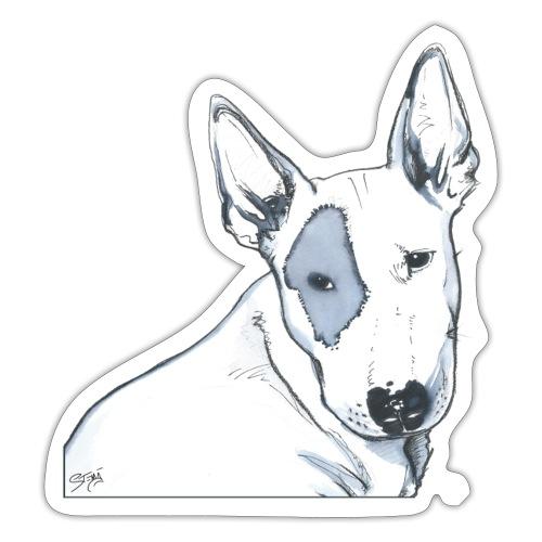Bull Terrier - Autocollant