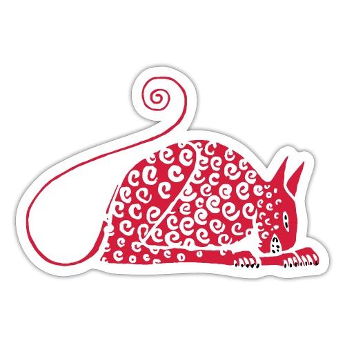 Devil Cat - Sticker