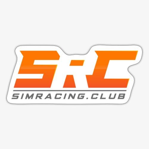 SimRacing.Club - Sticker