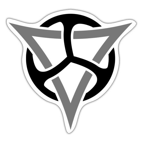 Logo V - Sticker
