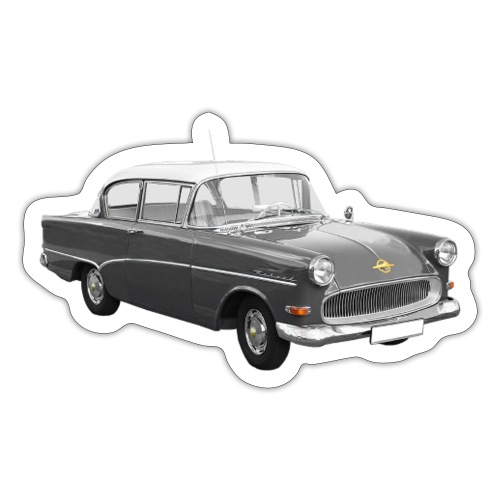 Classic Car Record - Sticker