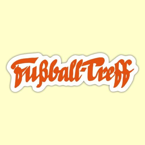 Fußball-Treff - Sticker
