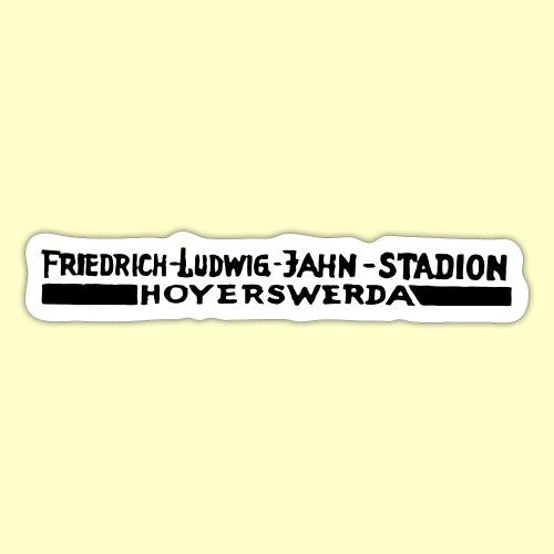 jahnstadion - Sticker