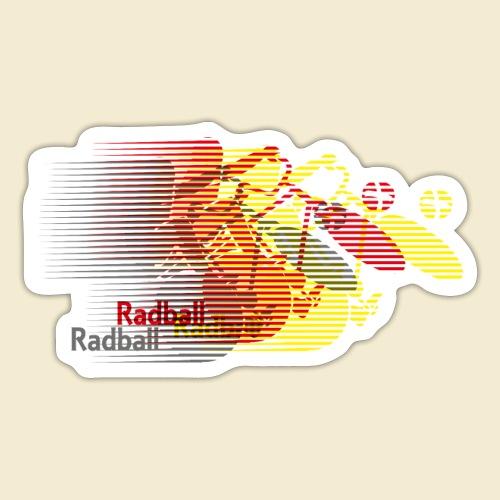 Radball | Earthquake Germany - Sticker