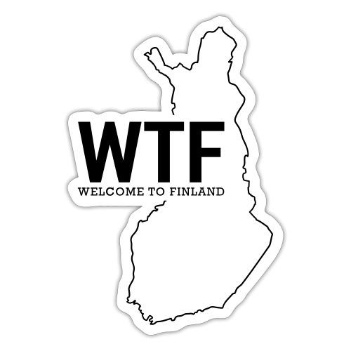 Kotiseutupaita - WTF - Tarra