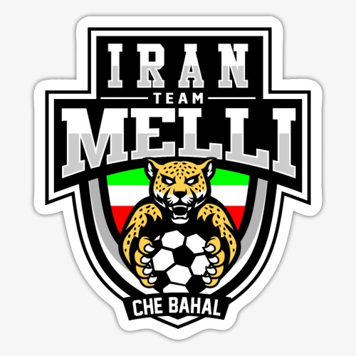 IRAN Team Melli - Sticker