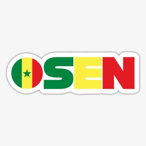 Senegal - Sticker