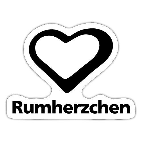 Rumherzchen - Sticker
