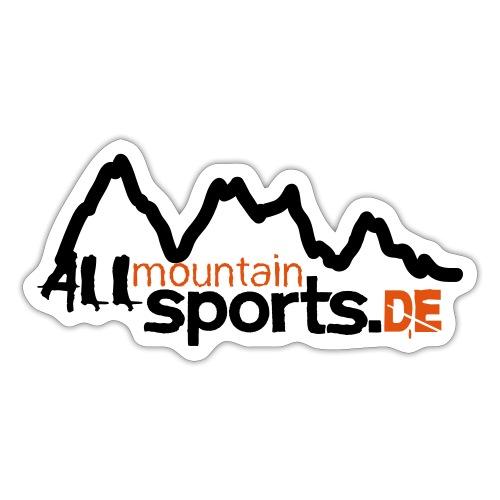 ALLmountainSPORTS.de - Sticker