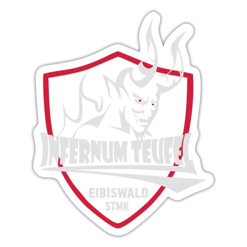 Infernum Teufel Logo NEU - Sticker