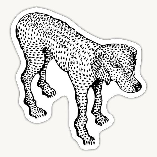 Hund - Sticker