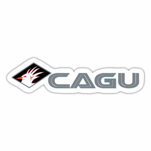 Cagu - Autocollant