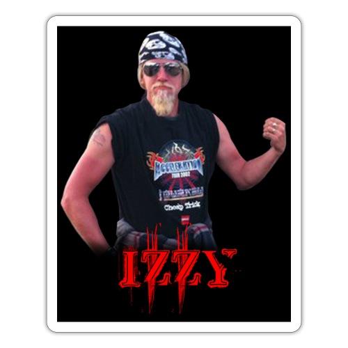 Izzy Print - Sticker