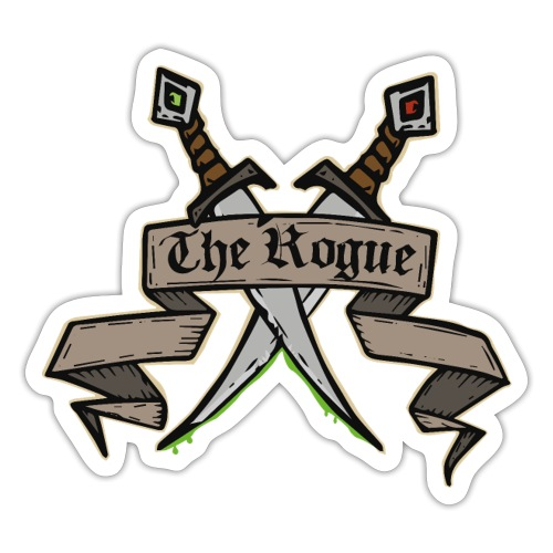The Rogue - Sticker