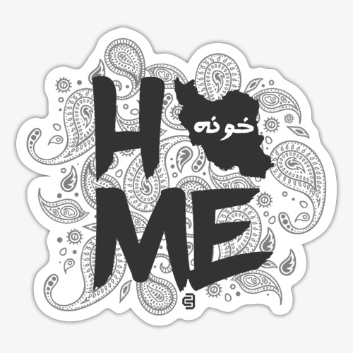 HOME Iran - Sticker