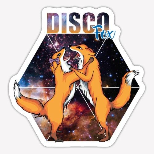 Discofox - Sticker
