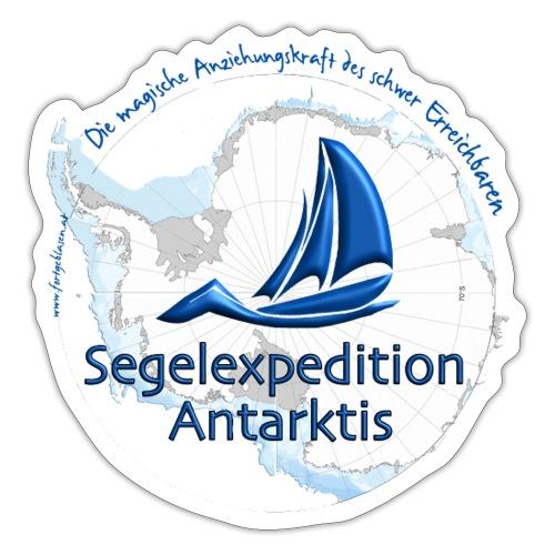 segelexpedition antarktis3 - Sticker