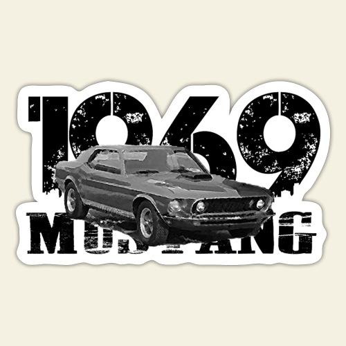1969 - Sticker
