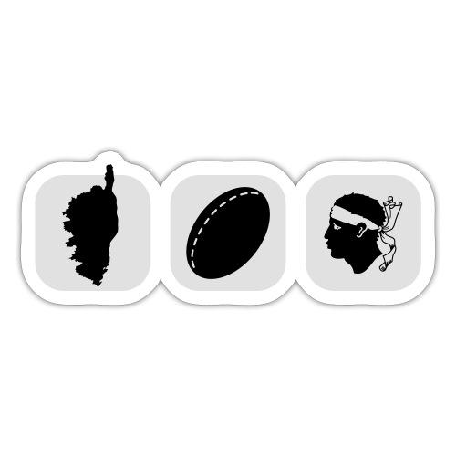 Corsica Boxes - Autocollant