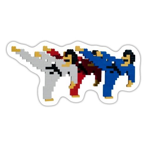 8 bit trip ninjas 2 - Sticker
