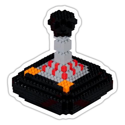 8 piece trip Tac 2 Joystick - Sticker