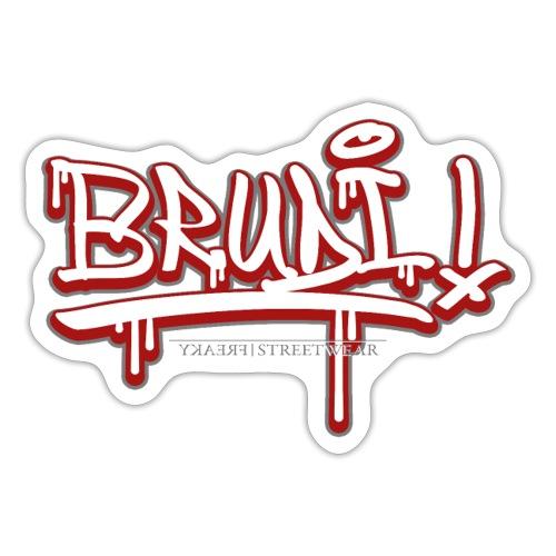 Brudi - Sticker