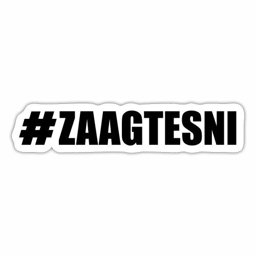 Zaagtesni - Sticker