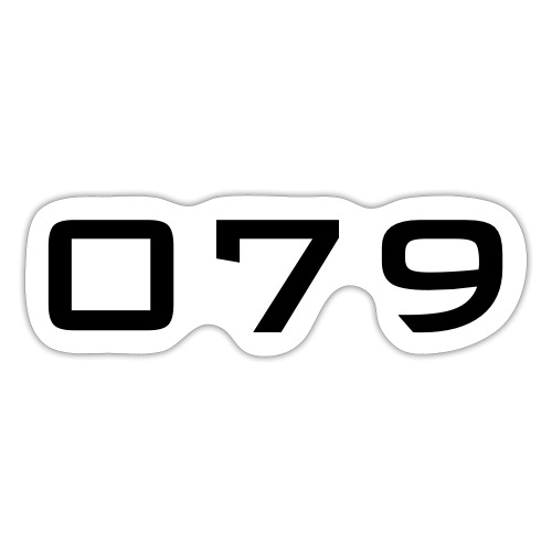 079 - Sticker