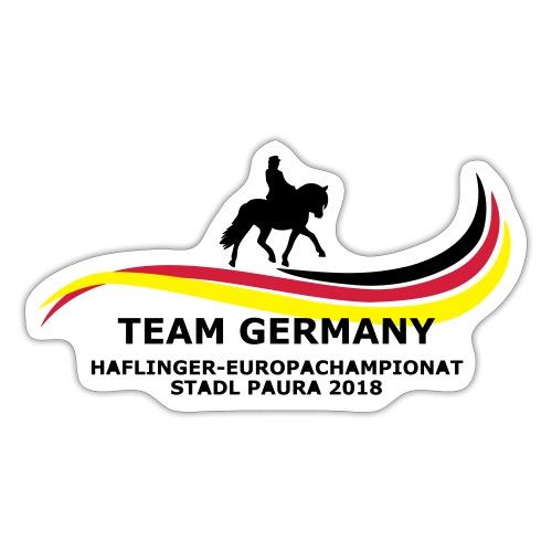 Team EUCH Dressur_Pfad - Sticker