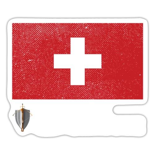 Echter Eidgenosse Schweiz - Sticker