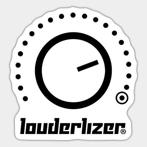 Louderlizer ® - Sticker