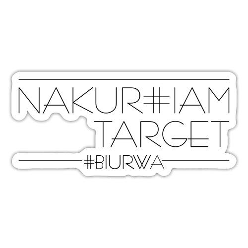 Nakur#iam Target - Naklejka