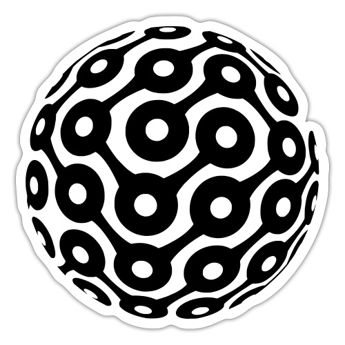 GTMR logo solid - Sticker