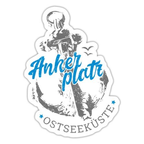 Ankerplatz - Sticker