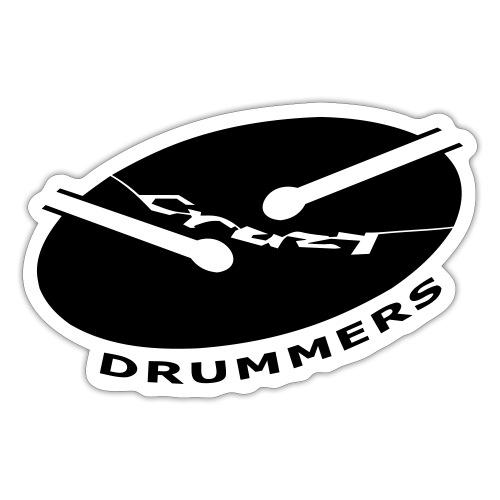 CD Logo w - Sticker