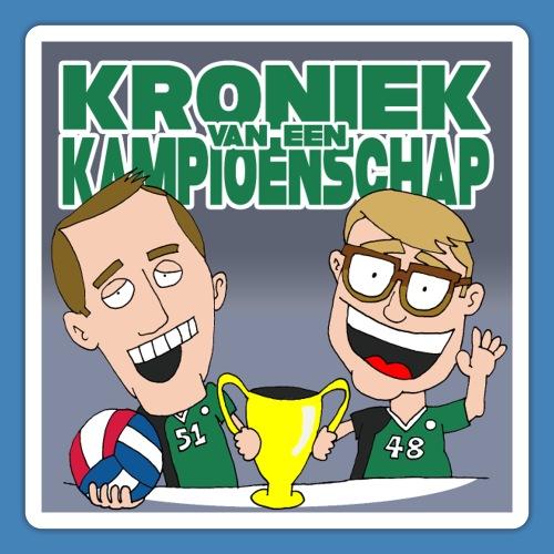 Kroniek van een Kampioenschap - Sticker