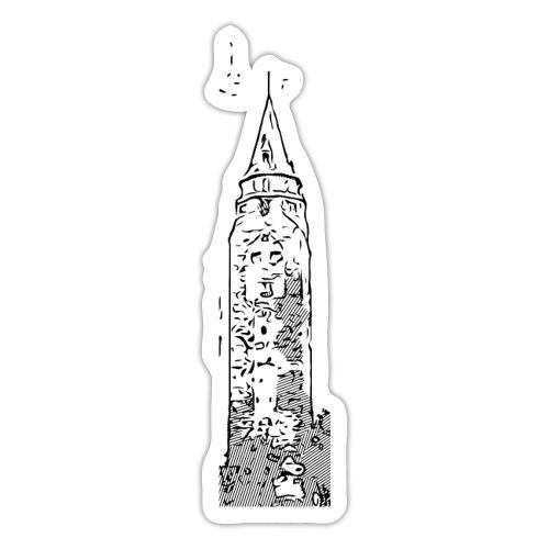 Hochturm Rottweil - Sticker