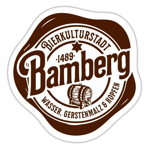Bierkulturstadt Bamberg - Sticker