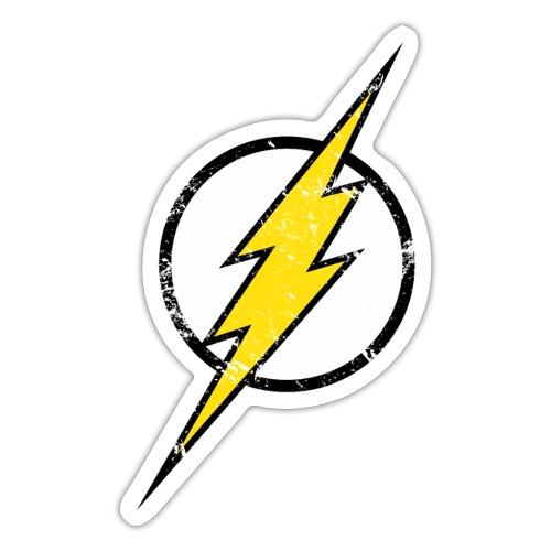 DC Comics Justice League Flash Logo - Sticker