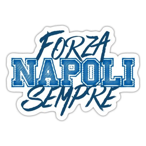 Forza Napoli Sempre - Adesivo