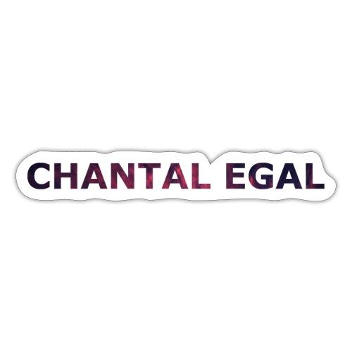 ChantalSunset - Autocollant