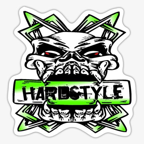 hardstyle - Autocollant