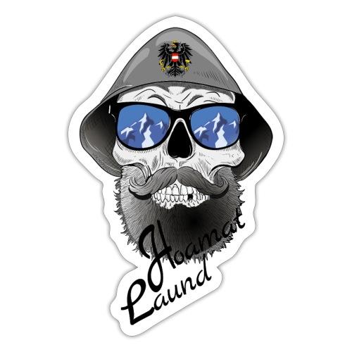 skullmitfilzhut - Sticker
