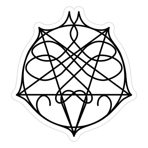 UDOM logo - Sticker