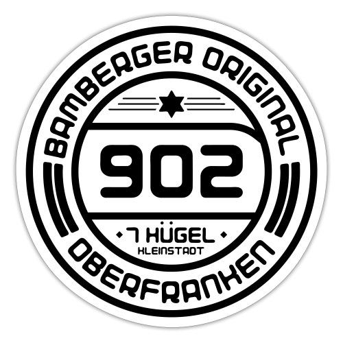 Bamberger Original NEU - Sticker