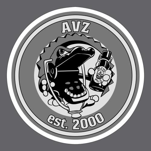 AVZ_Hoodie - Sticker