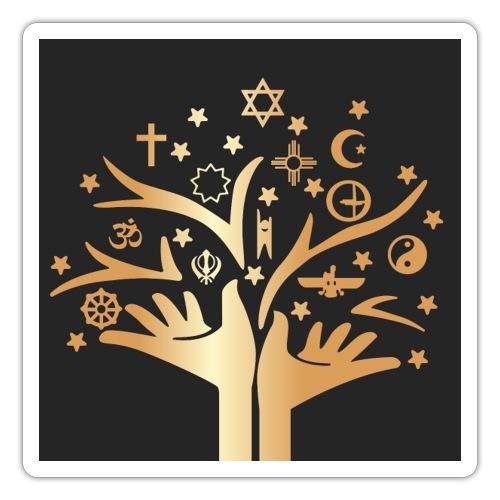 Religion for All - Sticker