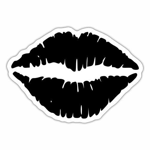 Lippen - Sticker