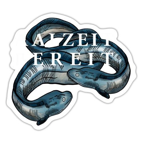 Aalzeit Bereit – Hamburger Singewettstreit - Sticker